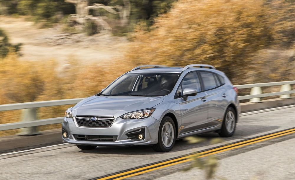 medium resolution of 2017 subaru impreza 5 door first drive 8211 review 8211 car and driver
