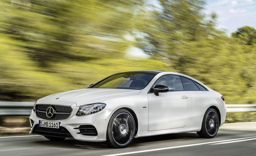 medium resolution of 2018 mercedes benz e class coupe more size more style more space