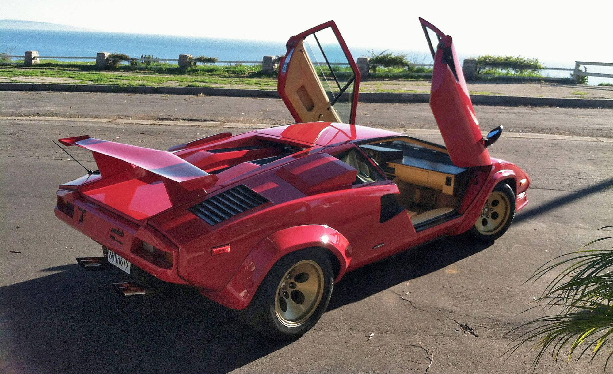 hight resolution of in a lamborghini countach downshifting is like playing footsie with a manatee