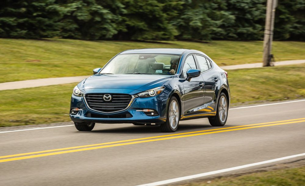 medium resolution of 2017 mazda 3 2 5l automatic sedan