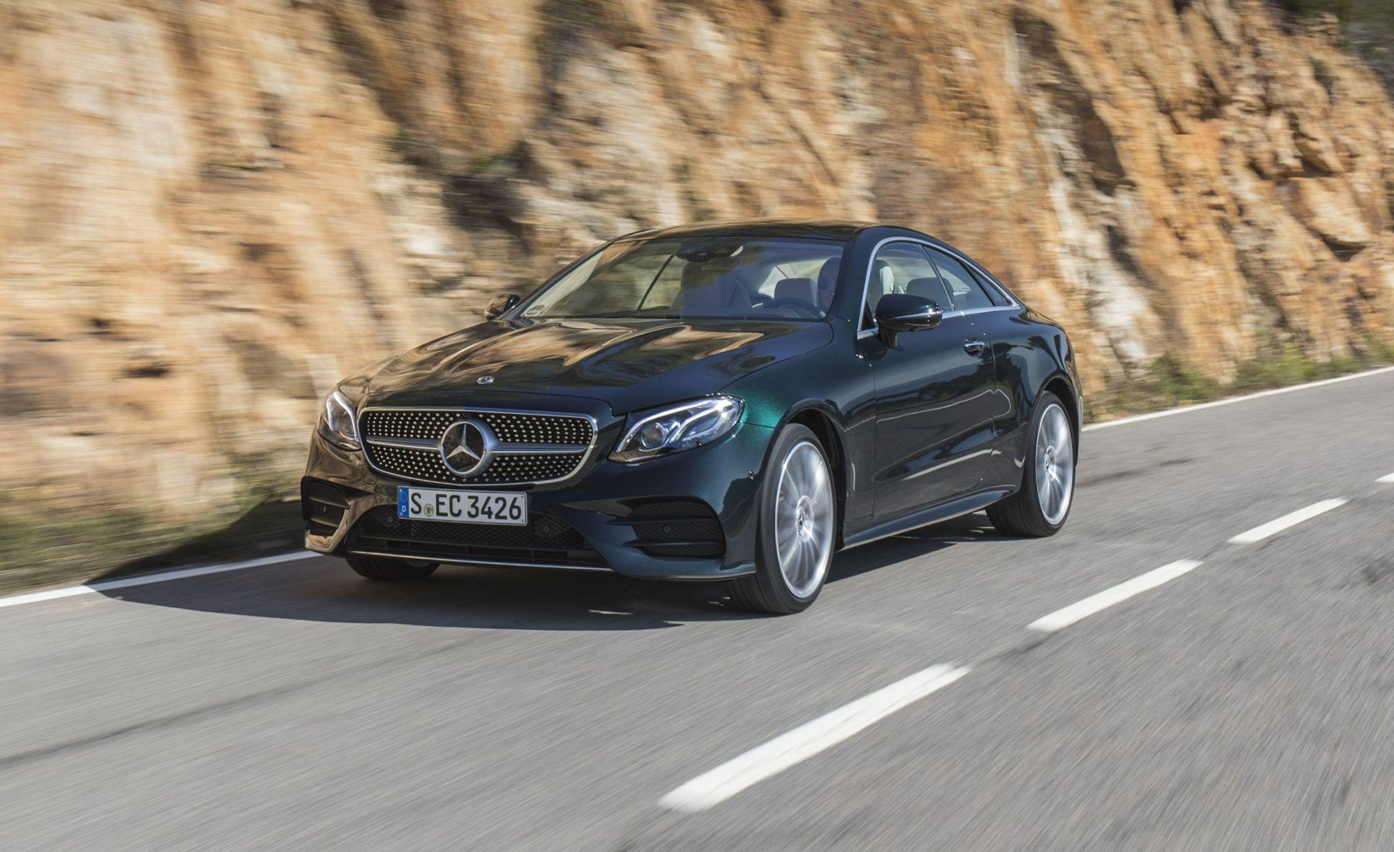 hight resolution of 2018 mercedes benz e class coupe