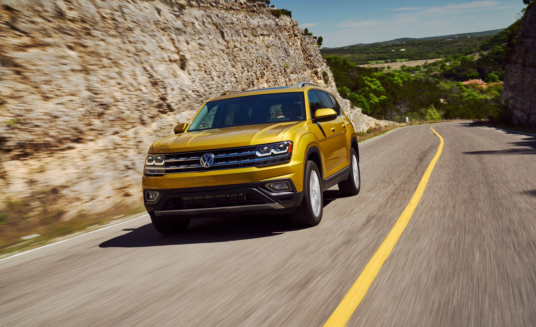 Volkswagen Atlas Engine Review