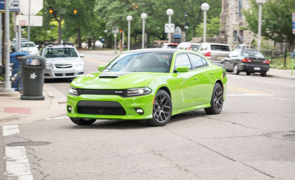 medium resolution of 2017 dodge charger daytona 5 7l v 8