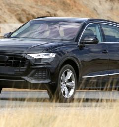2019 audi q8 flagship suv spotted basically undisguised [ 2250 x 1375 Pixel ]