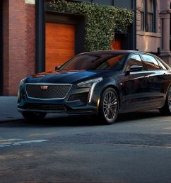 2019 cadillac ct6 v puts a 550 hp v 8 under the hood for under 90 000 [ 2250 x 1375 Pixel ]