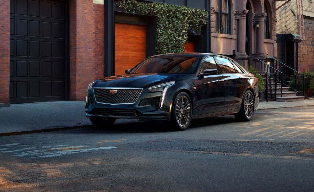 medium resolution of 2019 cadillac ct6 v puts a 550 hp v 8 under the hood for under 90 000