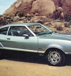 1974 ford mustang ii mach i [ 1280 x 782 Pixel ]