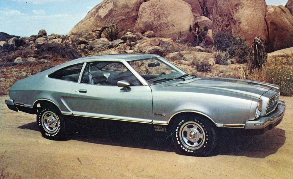 medium resolution of 1974 ford mustang ii mach i