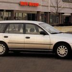 Tested 1993 Toyota Corolla Dx Wagon