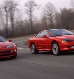 nissan 300zx turbo vs dodge stealth r t turbo 8211 archived comparison test 8211 car and driver [ 1280 x 782 Pixel ]