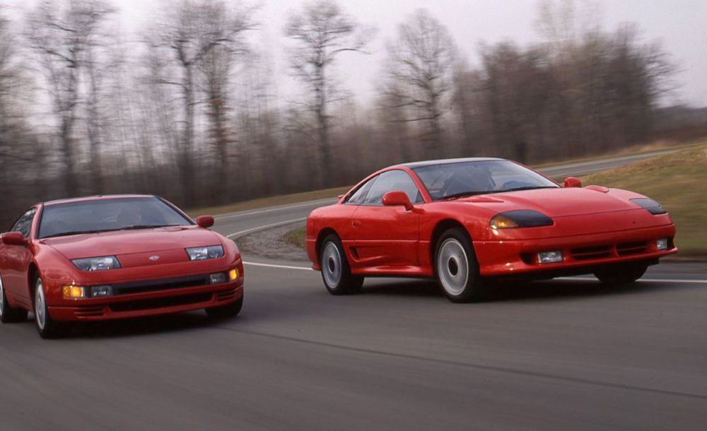 medium resolution of nissan 300zx turbo vs dodge stealth r t turbo 8211 archived comparison test 8211 car and driver