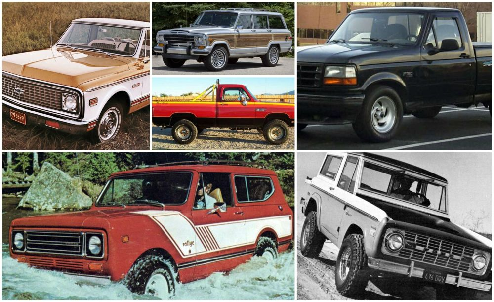 medium resolution of pick em up the 51 coolest trucks of all time