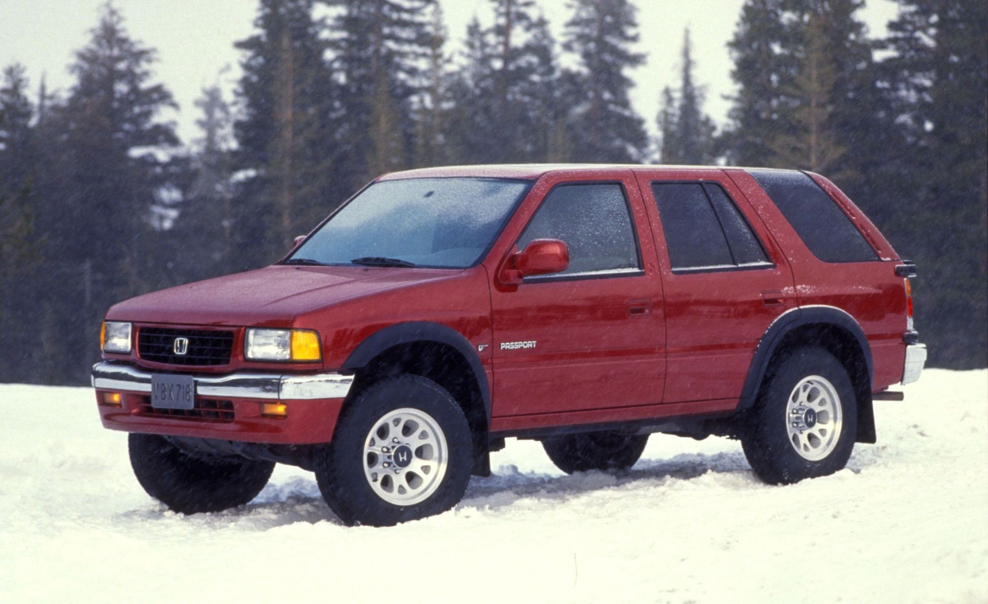 hight resolution of gone without a trace these are the forgotten suvs 2004 honda passport