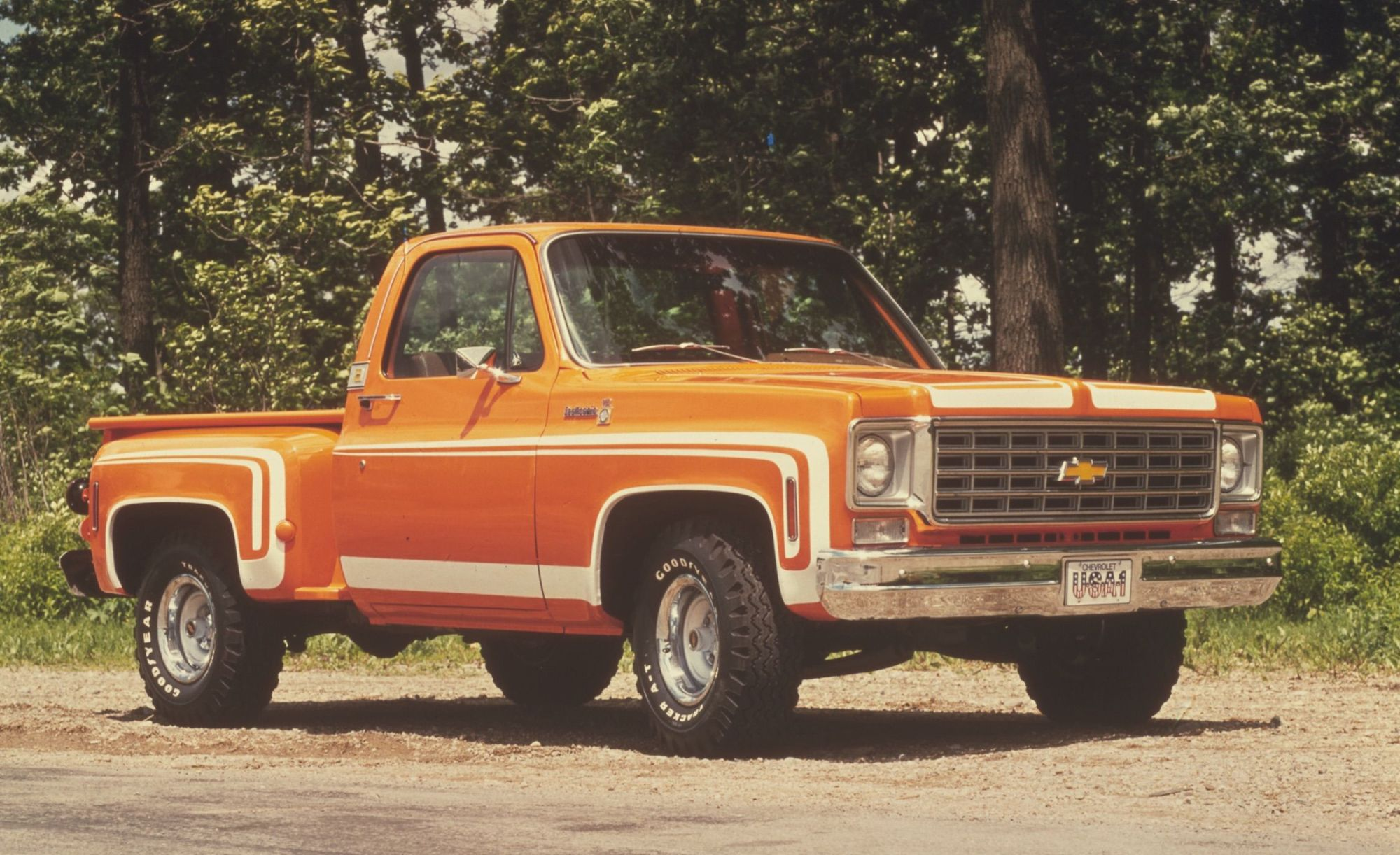 hight resolution of mondo macho special edition trucks of the 70s k billy s super badge and stripe jobs