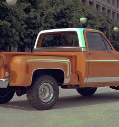 mondo macho special edition trucks of the 70s k billy s super badge and stripe jobs  [ 2250 x 1375 Pixel ]