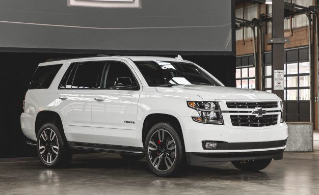 chevrolet unveils 6 2 liter tahoe and