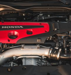 a tale of two 2 0 liters comparing the turbo fours in honda s new accord and the civic type r [ 2250 x 1375 Pixel ]