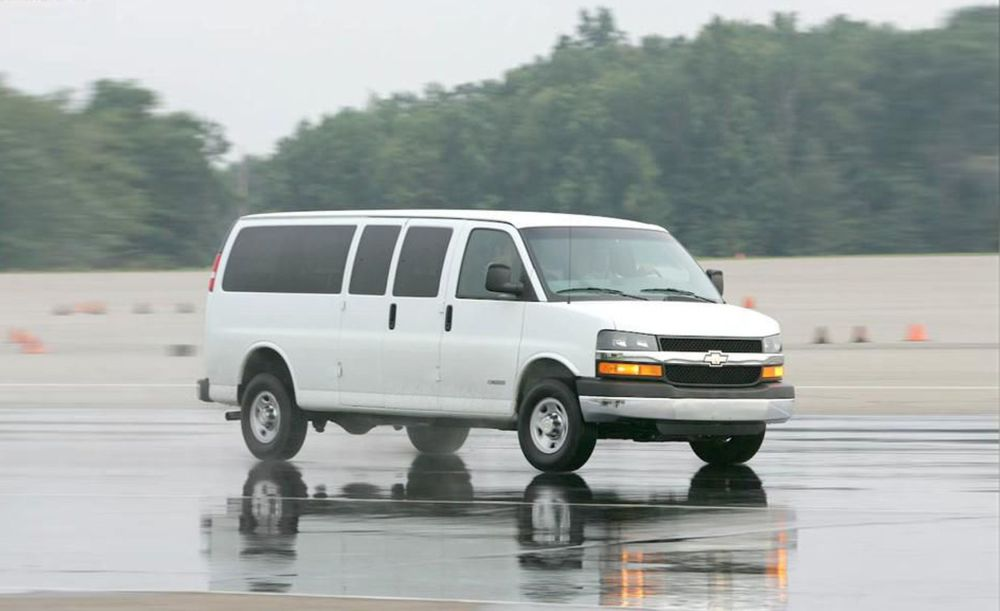 medium resolution of 2020 chevrolet express reviews chevrolet express price photos and specs car and driver