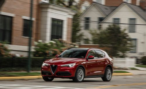 small resolution of 2018 alfa romeo stelvio engine and transmission review car and driver