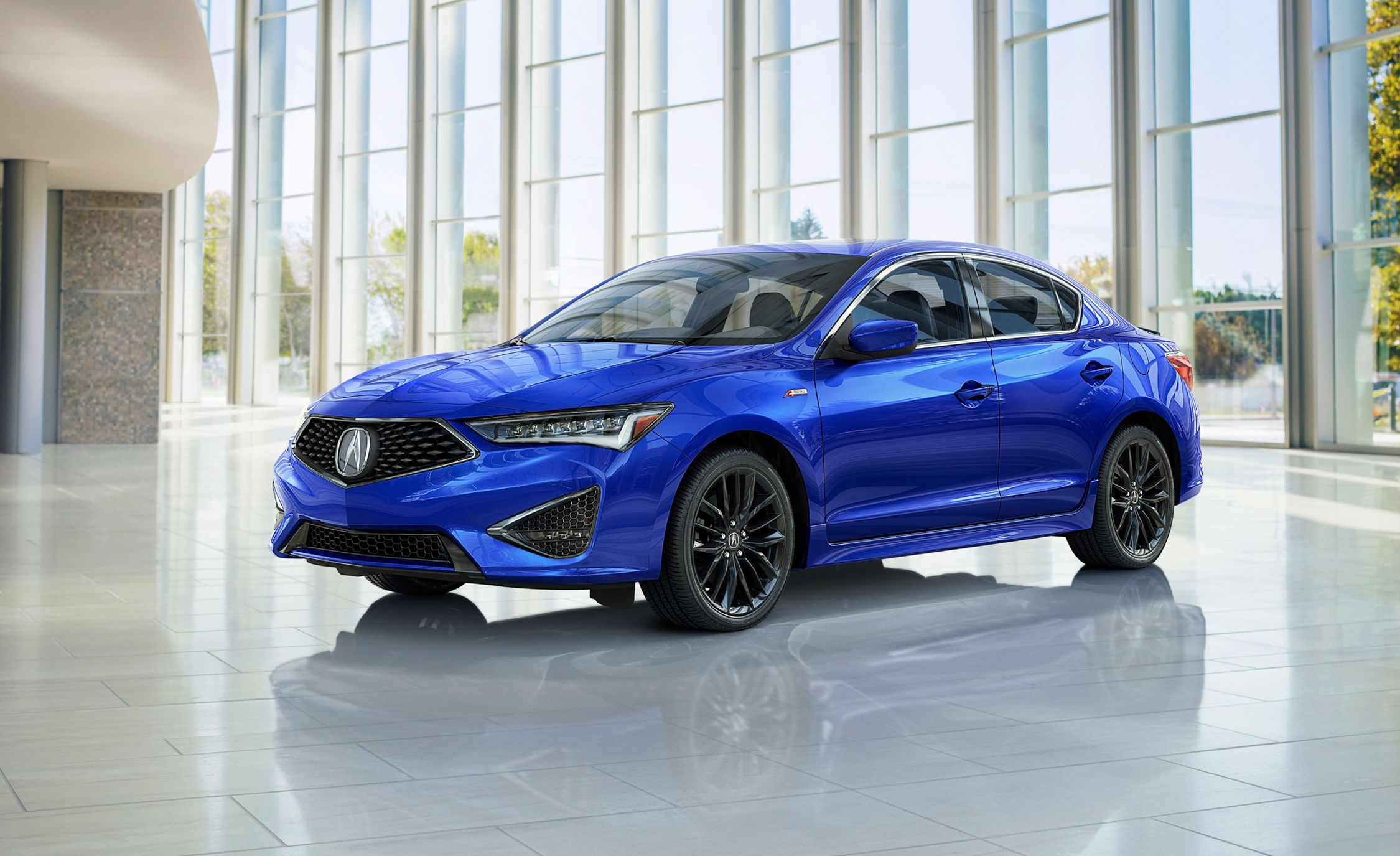 2019 Acura ILX Refreshed Updated Compact Sedan With A Spec
