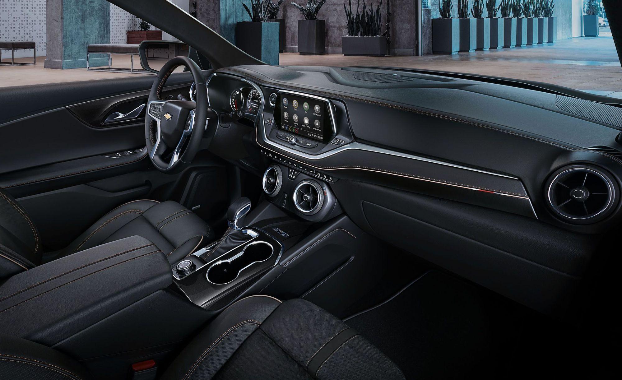 hight resolution of chevrolet blazer reviews chevrolet blazer price photos and specs car and driver