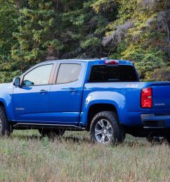 2017 chevrolet colorado v 6 8 speed automatic 4x4 crew cab test review car and driver [ 3500 x 2139 Pixel ]