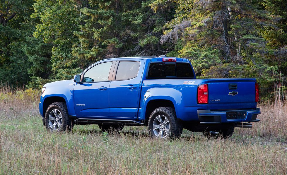 medium resolution of 2017 chevrolet colorado v 6 8 speed automatic 4x4 crew cab test review car and driver