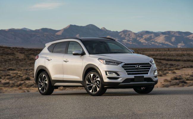 2019 Hyundai Tucson Reviews Hyundai Tucson Price Photos