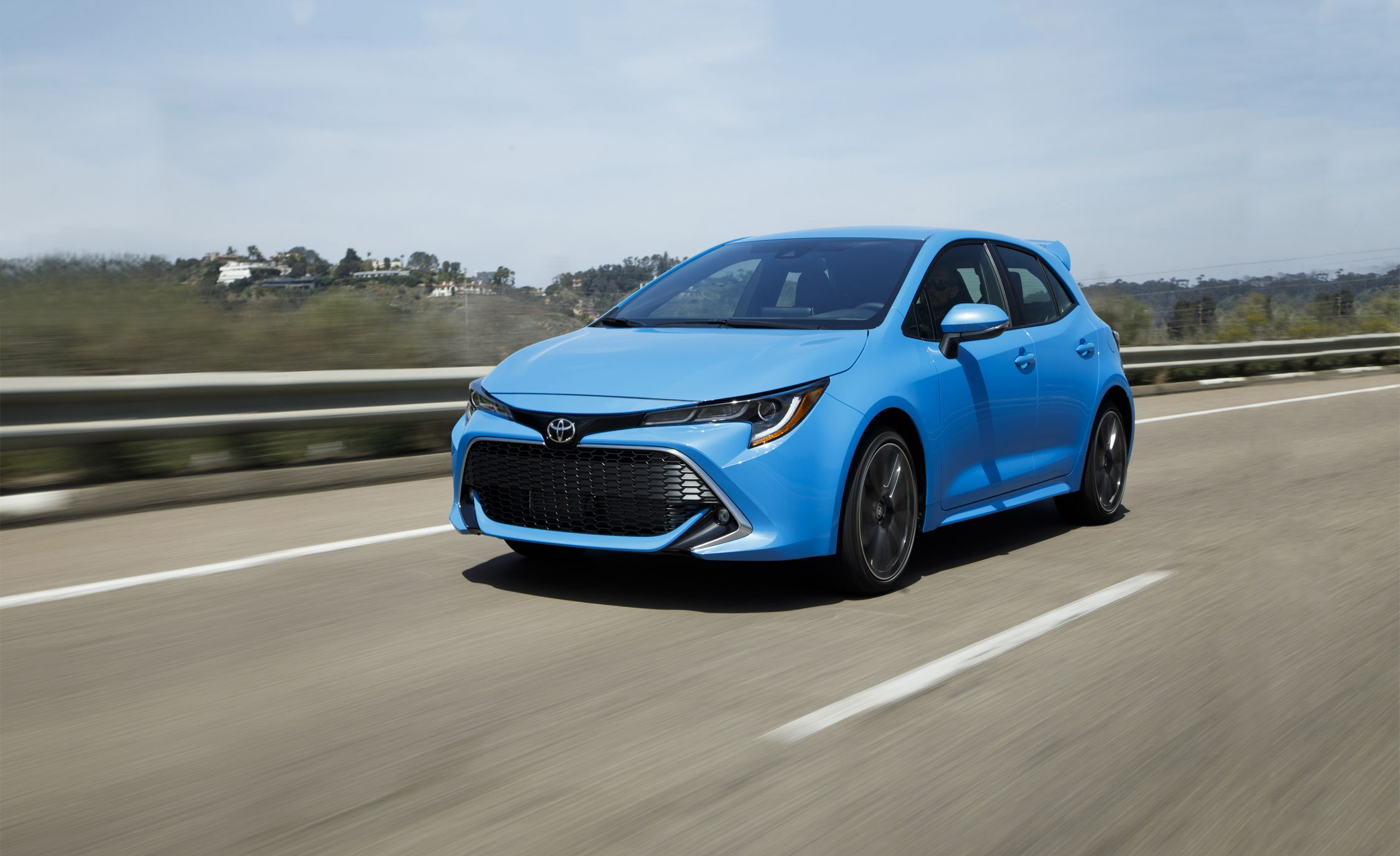 all new corolla altis 2020 kelemahan yaris trd sportivo 2019 toyota hatchback first drive: still the same ...