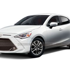 Toyota Yaris Trd White Perbedaan Grand New Avanza E Std Dan 2019 Reviews Price Photos And Specs Car Driver