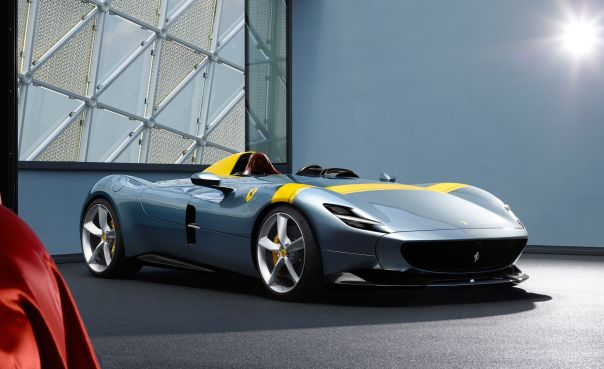 Image result for ferrari monza sp1 and sp2