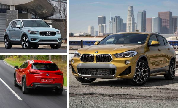 Every Subcompact Luxury Crossover SUV Ranked from Worst to ...