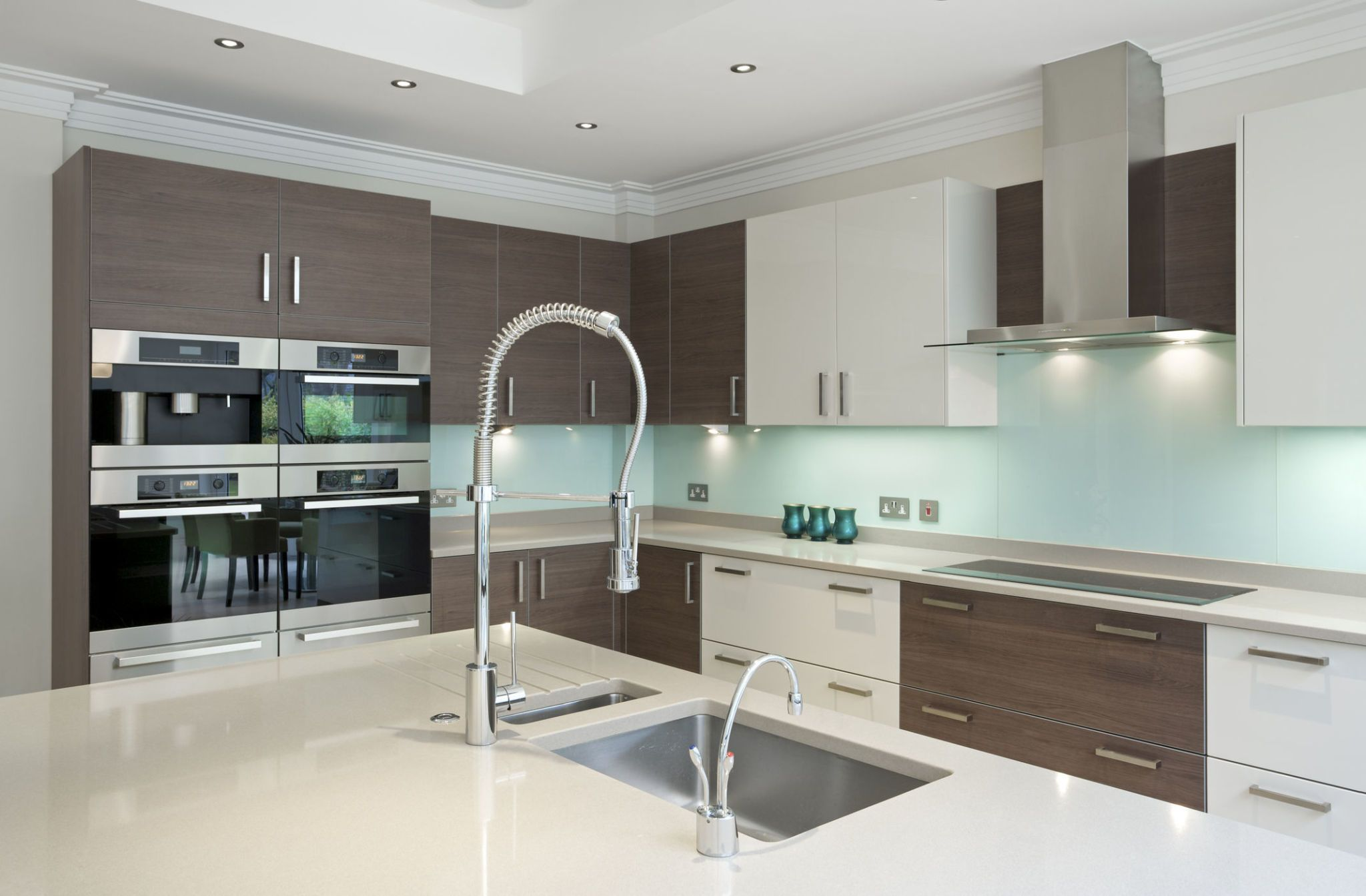 how to decorate your kitchen the honest com trends colour scheme and style modern interior with two tone design