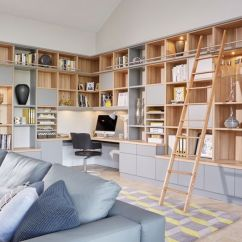 Storage For Living Room Reading Lamps Clever Space And Solutions Every Spacious With Shelves Cabinet