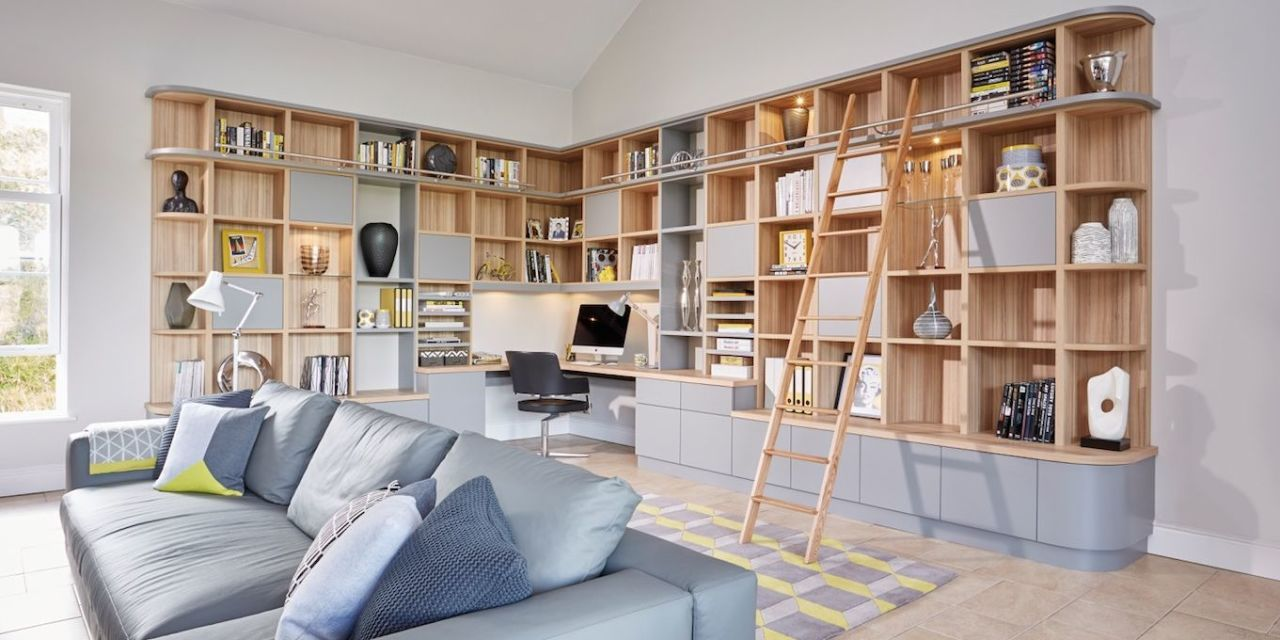 6 Space-saving Solutions And Storage Ideas For Your Living