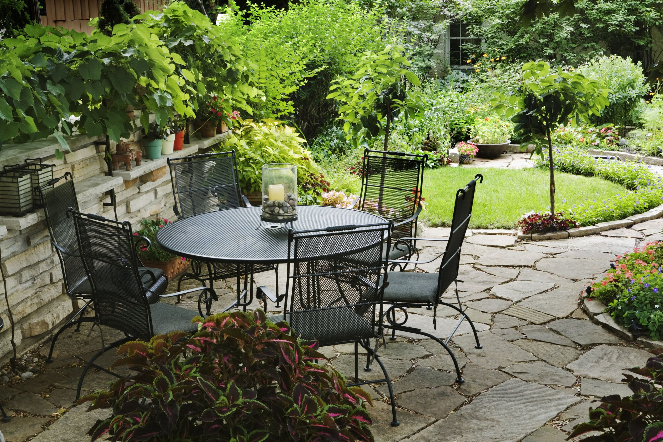 how easy is it to lay a patio
