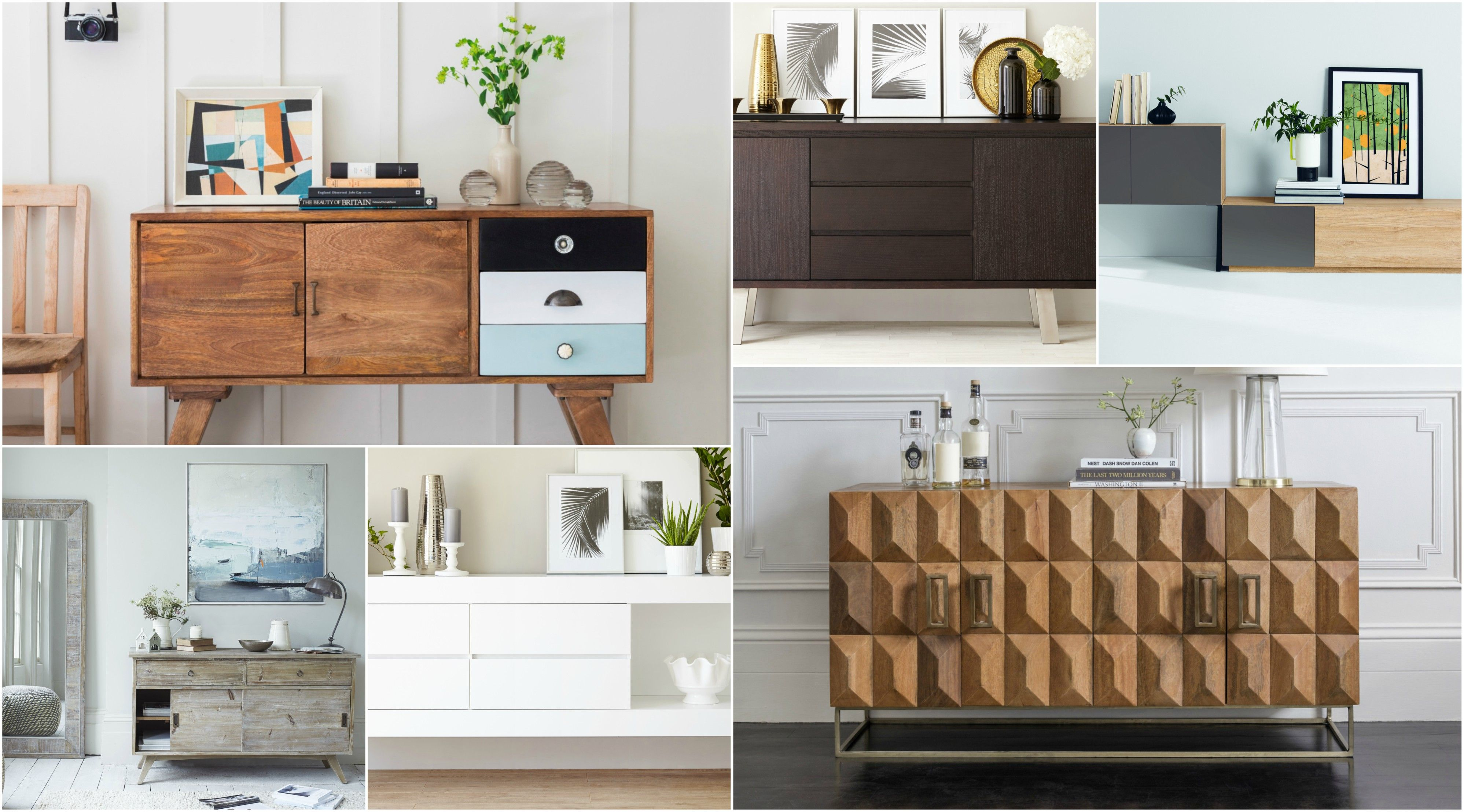 How To Style Your Sideboard