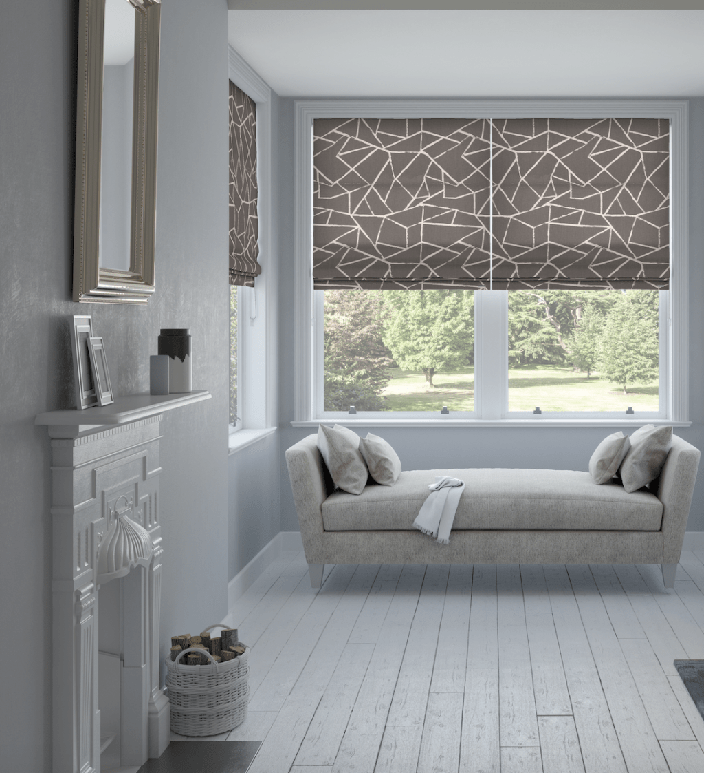 blinds for living room with curtains best sofa set designs 20 colour and interior window trends 2017 smash jet roman blind 247