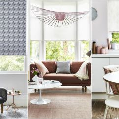 Window Blinds For Living Room Leather Armchair 5 Ways Roller Can Effortlessly Add Style To A