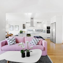 Living Room Plan Design Cafe Old Town How To A Layout And Make The Best Use Of Space Interior Modern With Pink Sofa
