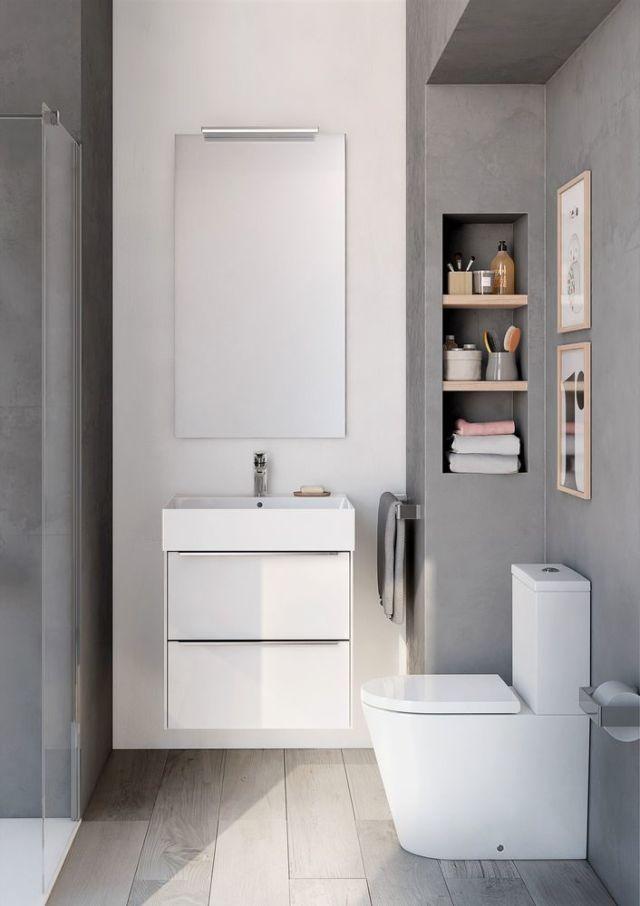 small bathroom ideas to