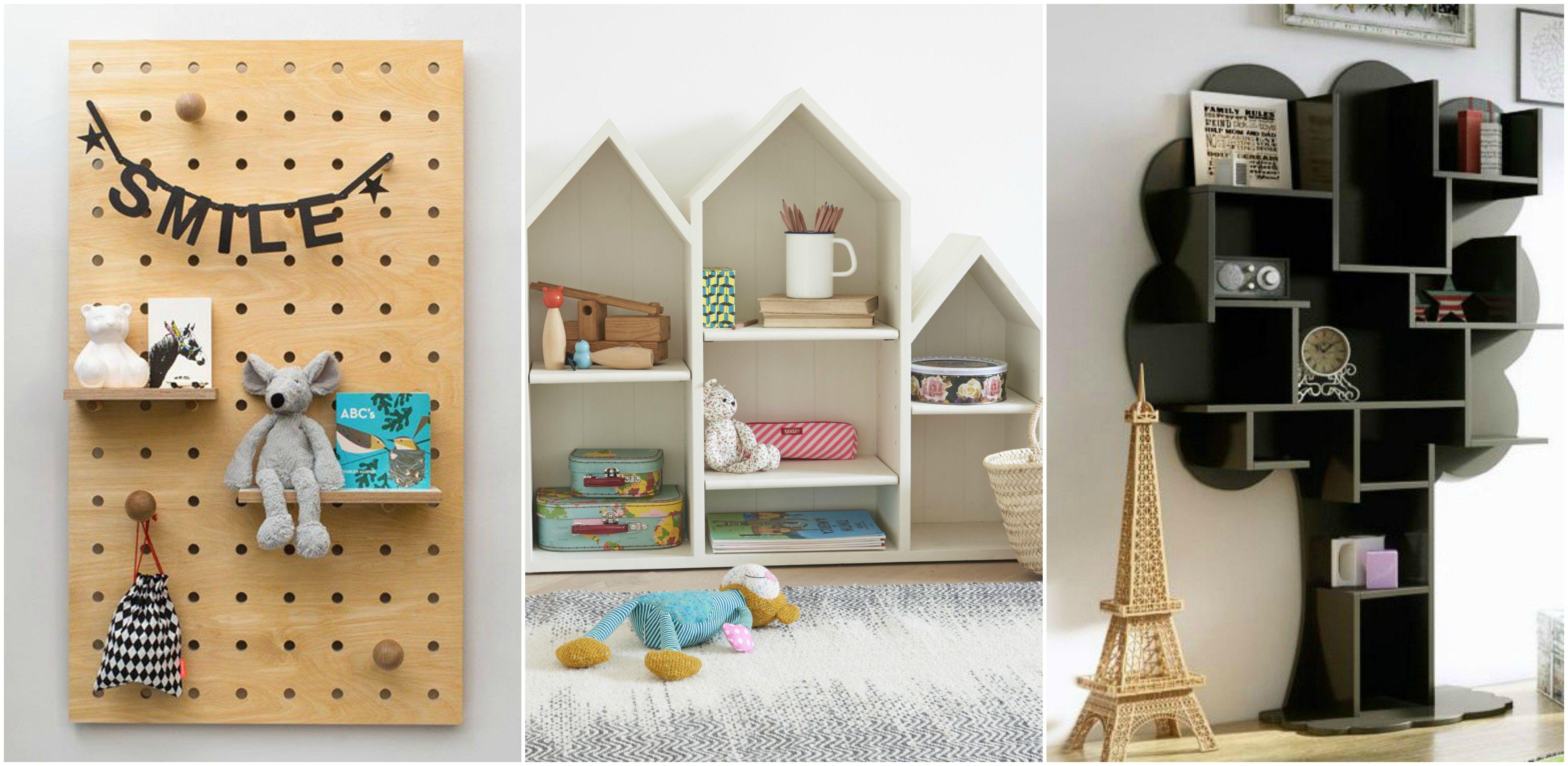 10 Children S Room Storage Ideas Kids Bedroom And