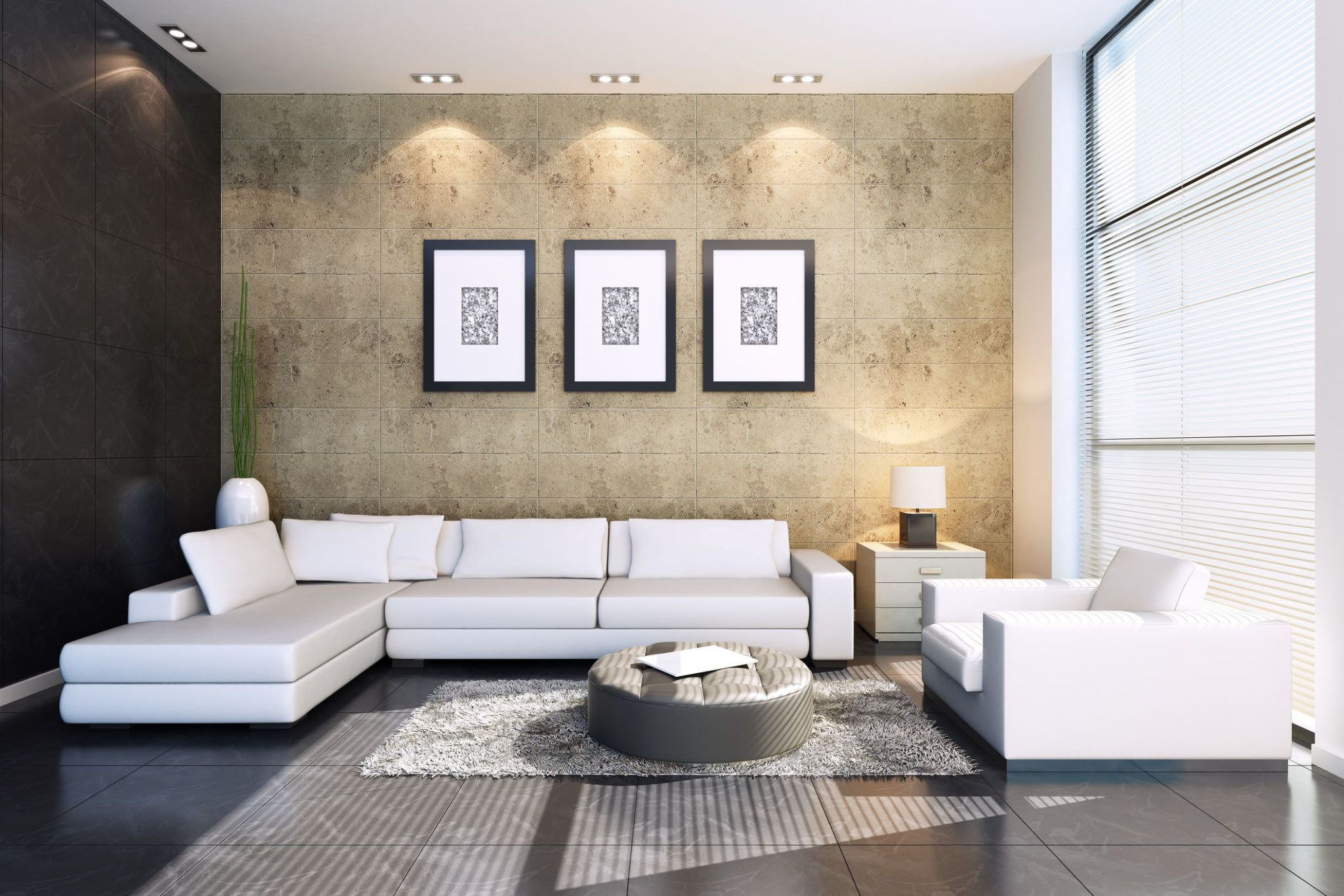 living room layout yellow accents ideas tricks to maximise space in 4 different