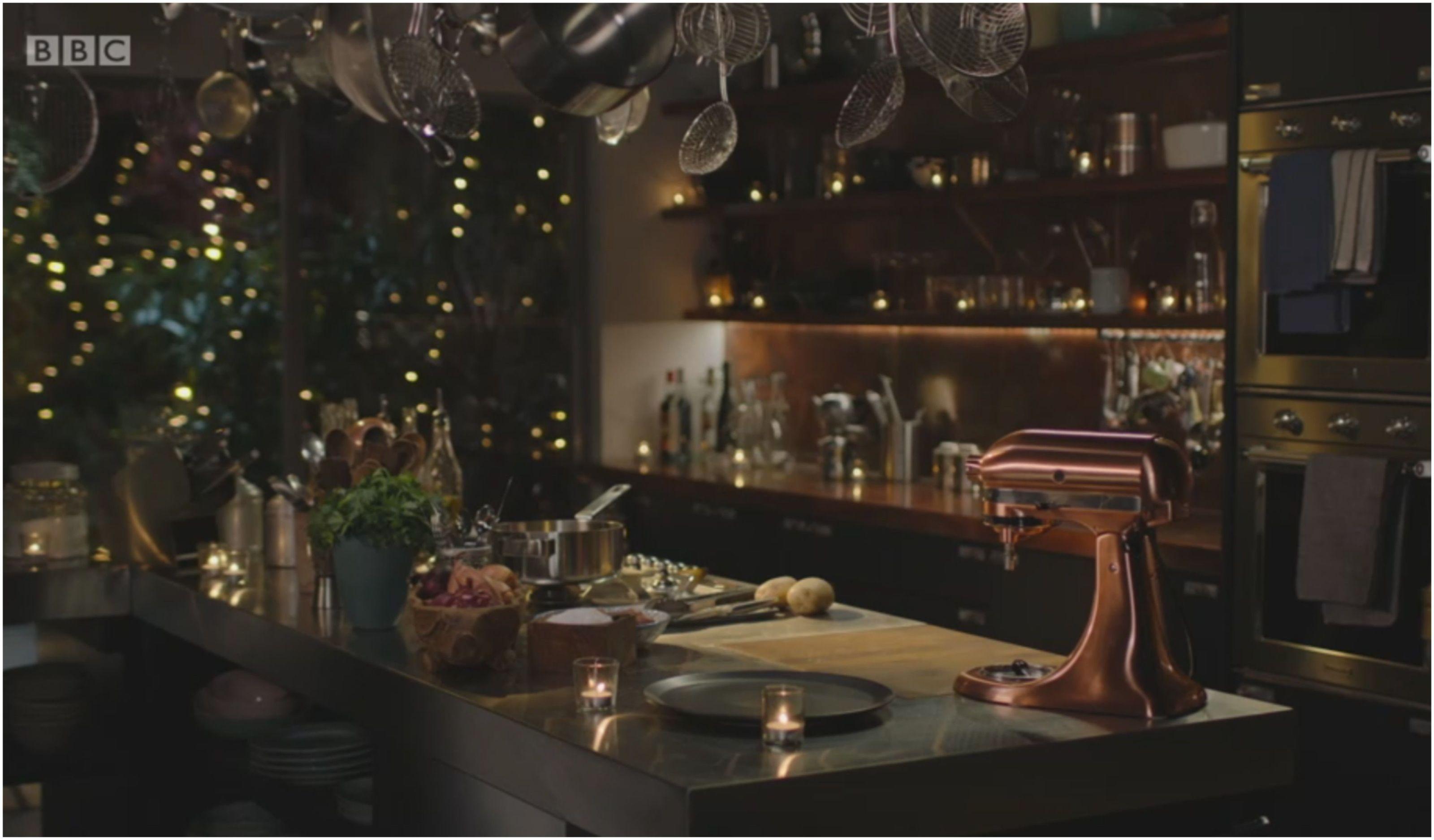kitchen aid tv offer mobile home where to buy nigella lawson's copper kitchenaid stand ...