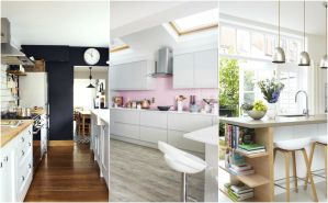 Popular Kitchen Design Layout Ideas Galley L Shaped U