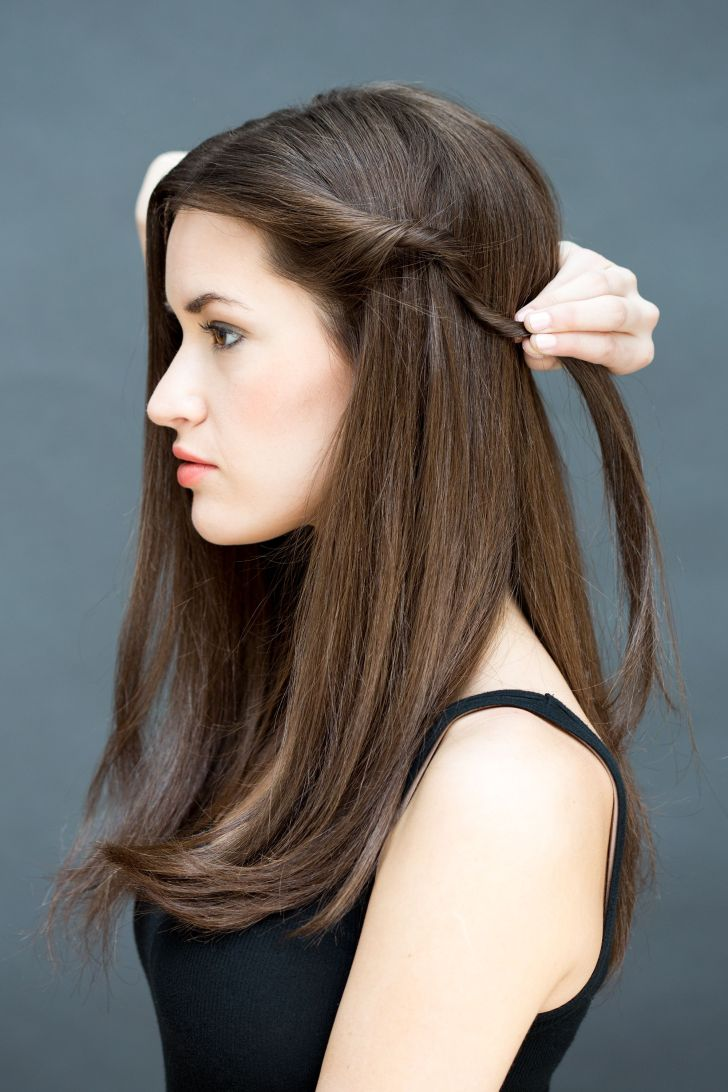 Long Hairstyle: Hairstyle For Long Hair. Wallpaper Hairstyle For Long Hair Hair Men Desktop High Quality Easy You Can Do In Seconds Diy