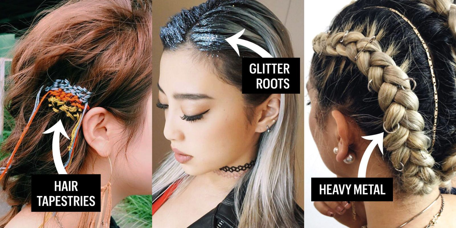 music festival hairstyles 2016