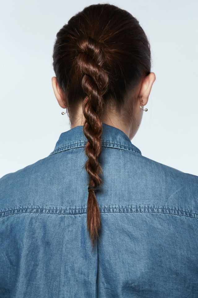 10 quick and easy braid hairstyles - step by step braids