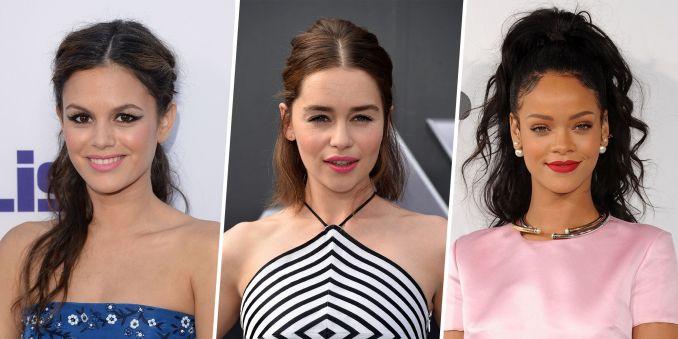 35 best half up half down hairstyles of 2017 - half up half