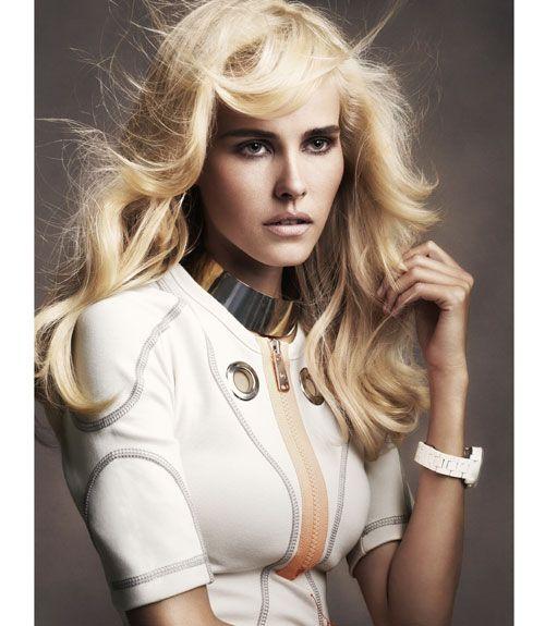 Isabel Lucas Fashion Photos